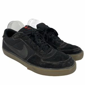 Nike Mavrk Low Sneakers Size 12 Suede Canvas